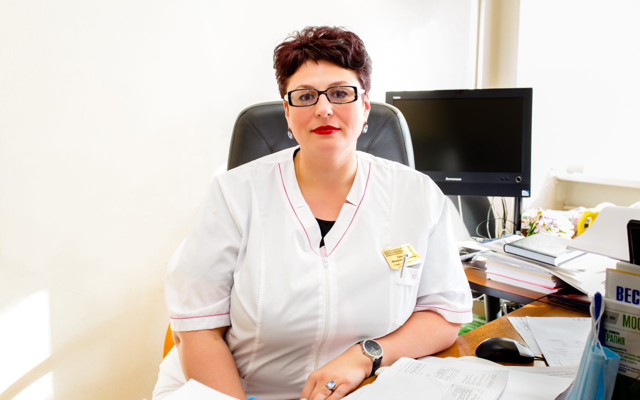 Старшая медицинская сестра Сынкова Н.Г.