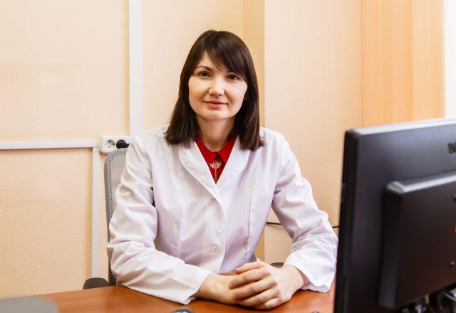 Эпидемиолог Суханова А.Х.